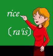 English Pronounce